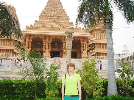 Saša Milivojev - Delhi, India