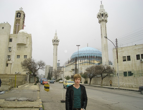 Saša Milivojev - Amman, Jordan