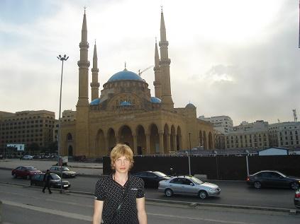 Saša Milivojev - Beirut, Lebanon