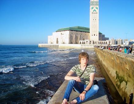 Saša Milivojev - Casablanca, Morocco