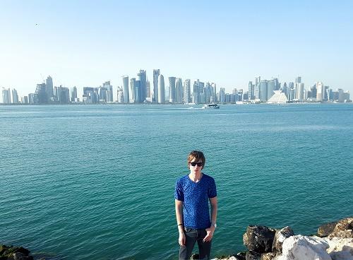 Saša Milivojev - Doha, Qatar