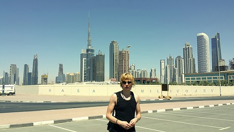 Saša Milivojev - Dubai, United Arab Emirates