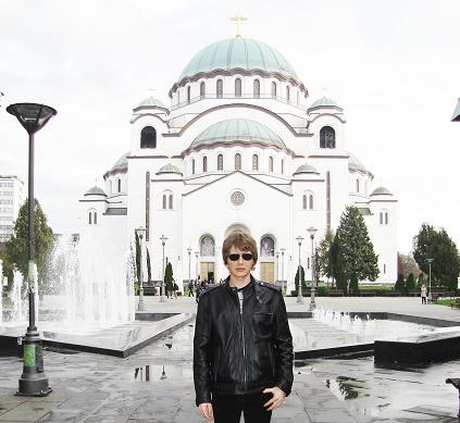 Saša Milivojev - Belgrade, Serbia