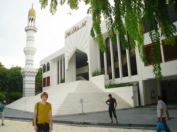 Saša Milivojev, Islamic Centre, Male, Maldives