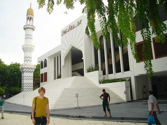 Saša Milivojev, Islamic Centre, Male, Maldives