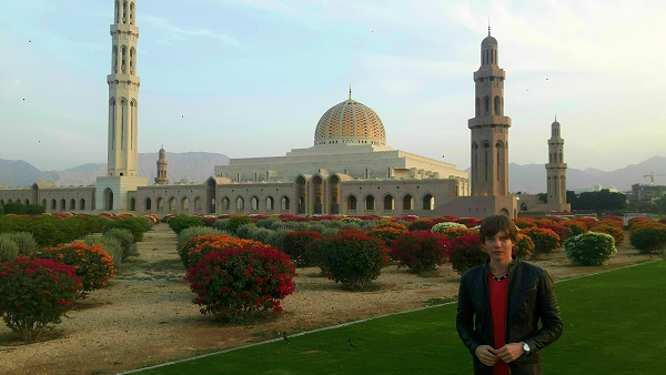 Saša Milivojev - Muscat, Oman