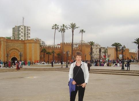 Saša Milivojev - Rabat, Morocco