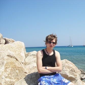 Saša Milivojev - Rodhes, Greece