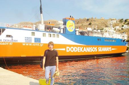 Saša Milivojev - Symi, Greece